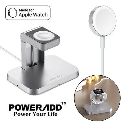 For Apple Watch iWatch 38mm/42mm Magnetic Charger Charging Cable(1m) & Stand