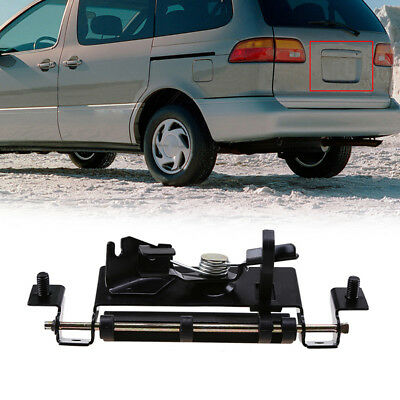Black Liftgate Tailgate Rear Back Latch Door Handle Fits Toyota Sequoia & Sienna