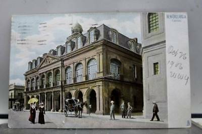 Louisiana LA Cabildo New Orleans Postcard Old Vintage Card View Standard Post PC
