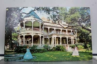 Mississippi MS House of Treasure Biloxi Postcard Old Vintage Card View Standard