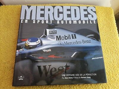 Mercedes en sport automobile Alan Henry Nobert Haug 2001