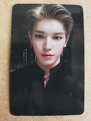 NCT # 127 TAEYONG #2 Authentic Official PHOTOCARD REGULAR-IRREGULAR 1st Album 태용