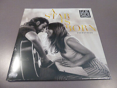 OST - A Star Is Born - 2LP Vinyl // Neu & OVP // incl.10 Photo Prints