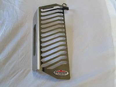 Triumph 955i Speed Triple 97-04 Oil Cooler Guard Stainless Steel Beowulf