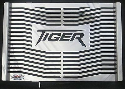 Triumph Tiger 800 (11-14) Stainless Steel Radiator Guard Grill T018L Beowulf