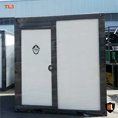 Hardlife Portable Toilet With Shower Site Cabin