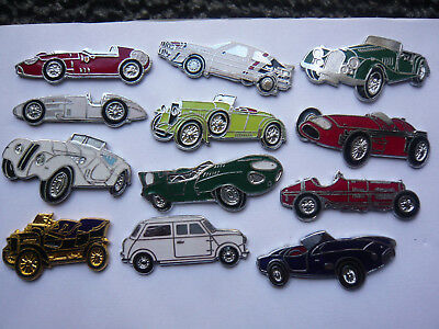 lot 12 pin s AUTOMOBILE TOUTE MARQUES different neuf