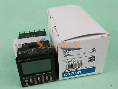 NEW IN BOX Omron Counter H7CX-AW-N ( H7CXAWN ) 100-240VAC