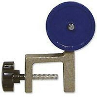 50mm Vertical Pulley w/Cast Iron Table Clamp
