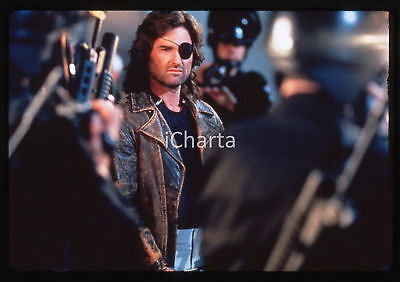 35mm vintage slide* 1996 ESCAPE FROM L.A. Kurt RUSSELL in una scena del film (5)