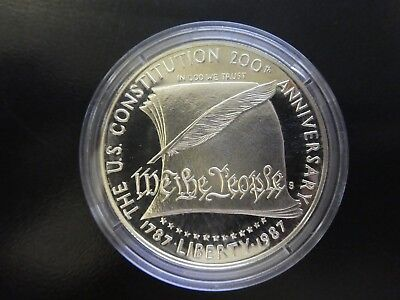 USA 1 Dollar 1987 Verfassung - We the People, PP