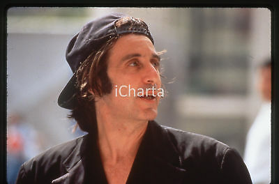 35mm vintage slide* 1996 LOOKING FOR RICHARD Al PACINO Ritratto dell'attore