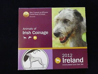 "Irland, KMS, 2012, ""Animals of Irish Coinage"""
