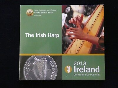 "Irland, KMS, 2013, ""The Irish Harp"""