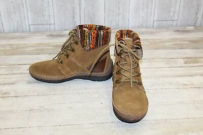 7d8fca9b2ad PROPET DAYNA ANKLE Boot - Women's Size 6.5M Brown