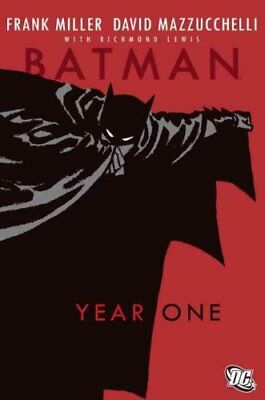 Batman Year One by Frank Miller 9781401207526 (Paperback, 2007)