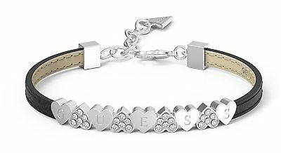 GUESS Braccialetto My Gift For You Bracelet Black