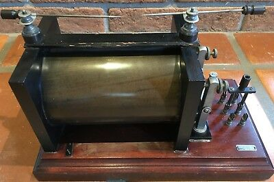 "Very Large CENCO Induction Coil (Working, 6"" Sparks!)"