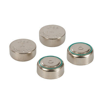 Alkaline Button Cell Battery Batteries LR44 4pk Watches Toys Remote Controller