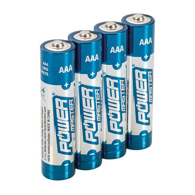 AAA 1.5V Super Alkaline Battery Batteries LR03 MN2400 4pk Remote Toys Torch New