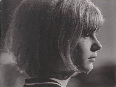 Superbe photo originale NB  FRANCE GALL