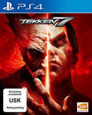 Sony PS4 Playstation 4 Spiel ***** Tekken 7 **************************NEU*NEW