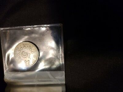 Us coins 5 cent shield