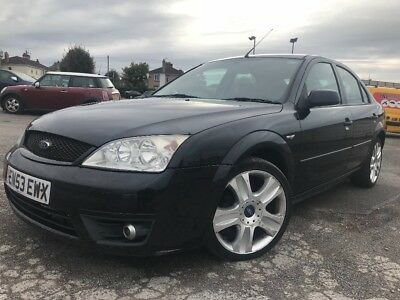 2004 Ford Mondeo Zetec S Tdci 2L Diesel 6 Speed Moted March 2019 Clean Car