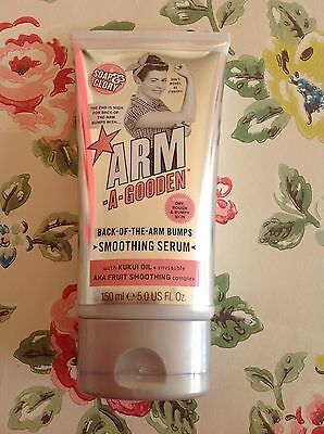 NEW ⭐️SOAP AND & GLORY⭐️⭐️ARM-A-GOODEN⭐️⭐️Smoothing SERUM Balm Cream