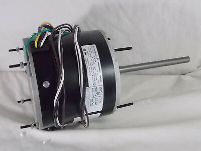 EconoMaster EM3459 Fan Motor 1/8-1/3 HP Reversible 825 RPM Single Phase 230V