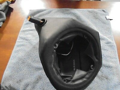 98-13 Harley Davidson FLH Touring LEFT REAR SPEAKER POD FOR TOUR-PAK, USED