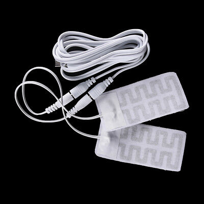 13CM usb Heaters Non-woven fever tablets usb fever tablets 2PCS  8