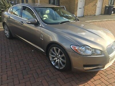 2008 Jaguar Xf Premium Luxury Saloon Auto **no Reserve Price**
