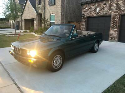 1991 BMW 3-Series  BMW E30 318i CONVERTIBLE