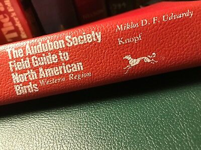 National Audobon Society Field Guide to North American Birds: Western Region.