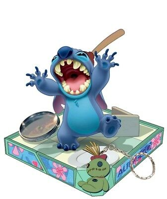 Other Statues--Lilo & Stitch - Stitch Finders Keypers Statue