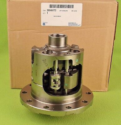 NEW GM 26046172 Eaton Locking Posi Diff for GM G80 w/ 7.5 & 7.625 Axle 28-spline