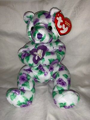933a50607b7 TY BEANIE BABY CORSAGE the Bear Stuffed Animal Toy -  2.99