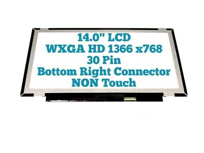 """New NT140WHM-N31 V8.0 LCD Screen LED for Laptop 14.0"""" Display"""