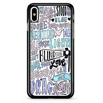 Personalized case - drag me down lyric case - iphone , samsung and etc