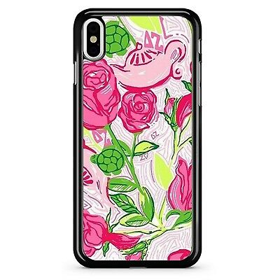 Personalized case - lilly pulitzer Delta Zeta case - iphone , samsung and etc