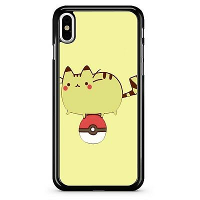 Personalized case - POKECAT PUSHEEEN POKEMON case - iphone , samsung and etc