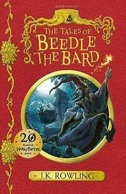 The Tales of Beedle the Bard by J.K. Rowling Paperback Book Free Shipping!