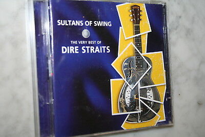 Dire Straits ‎– Sultans Of Swing (The Very Best Of Dire Straits)