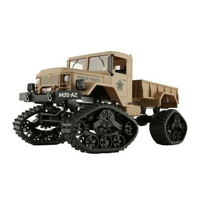 1:16 RC Crawler Military Car Drive Off Road 4WD Truck RC Model Vehicles Tanks