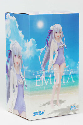 Re:zero Pm Figure Emilia Summer Day (Re:life In A Different World From Zero)