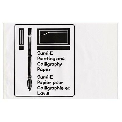 """Sumi-E Painting & Calligraphy Papers  - 12X18"""""""