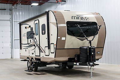 New 2019 Forest River Rockwood Mini Lite 2104S Camper RV Travel Trailer Sale