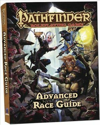 Pathfinder Roleplaying Game: Advanced Race Guide Pocket Edition 9781640780781