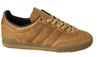 Adidas Originals Jeans MKII Mens Trainers Lace Up Shoe Gold BB5273 M7